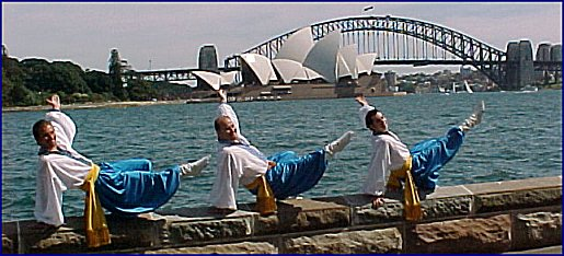Cossack Brothers at Sydney Opera House